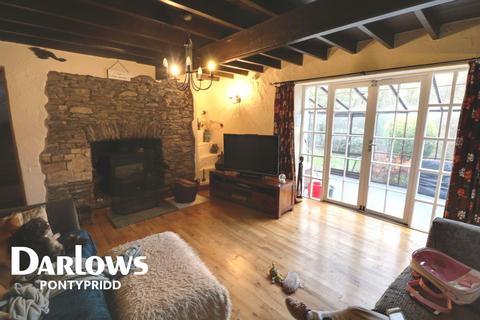 3 bedroom cottage for sale - Tai'r Heol, Darren Ddu Road