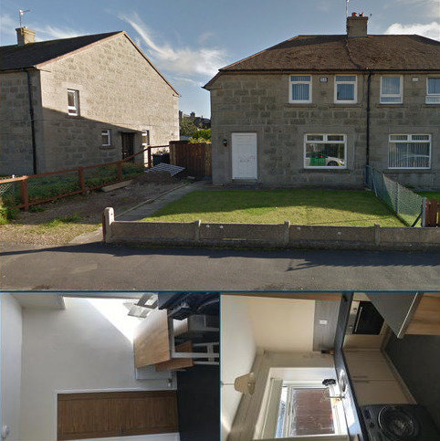 2 bedroom semi-detached house to rent - Cortes Crescent, Fraserburgh, AB43