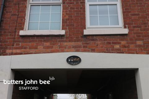 1 bedroom terraced house for sale - Solo Court, Stafford