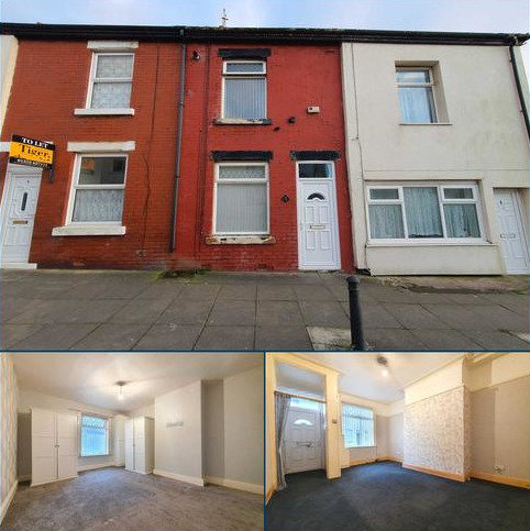 2 bedroom terraced house to rent - Montrose Ave, Blackpool