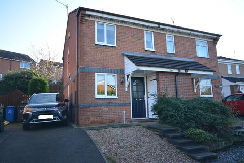 2 bedroom semi-detached house for sale - Herriot Drive, Chesterfield, S40 2UR
