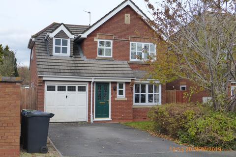 3 bedroom detached house to rent - Kensington Way, Chippenham SN14
