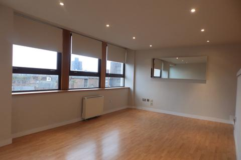 Studio to rent - Metropolitan Apartments, Lee Circle, Leicester LE1