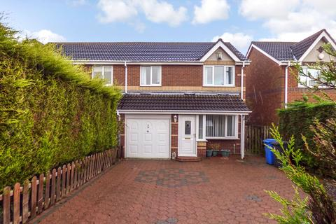 3 bedroom semi-detached house to rent - Linton Burn Park, Widdrington, Morpeth, Northumberland, NE61 5DA