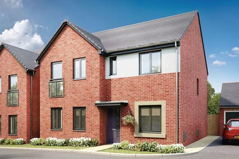 4 bedroom detached house for sale - Plot 37, The Mayfair at Regency Park at Llanilltern Village, Westage Park, Llanilltern CF5