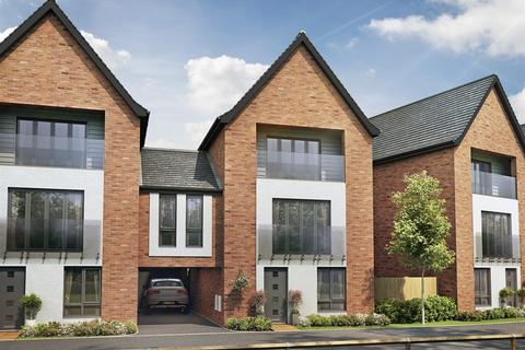 4 bedroom townhouse for sale - Plot 766, The Elm  at Lakeside Edge, Berrington Road PE7