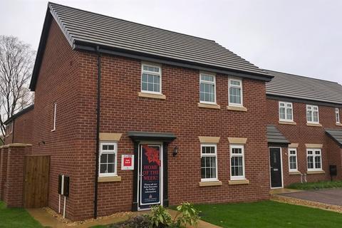 3 bedroom detached house for sale - Plot 122, Burgess at Silver Hill Gardens, Lightfoot Green Lane, Lightfoot Green PR4