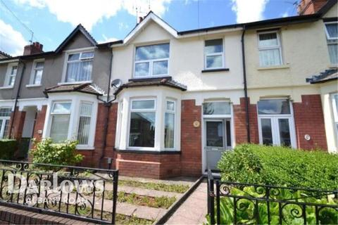 3 bedroom terraced house to rent - Pantmawr Road