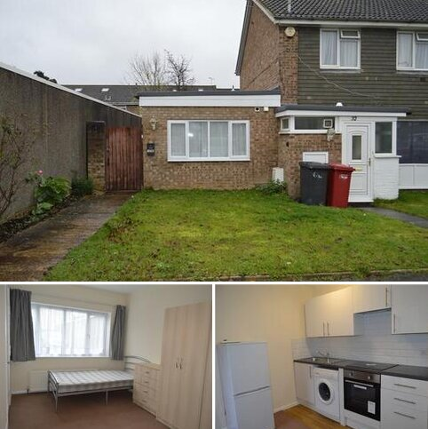Studio to rent - Birch Grove, Slough, Berkshire. SL2 1EP