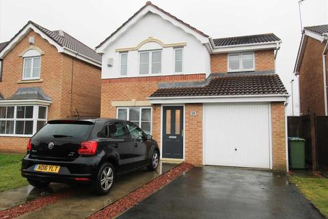 3 bedroom detached house for sale - Lamonby Way, Southfield Gardens, Cramlington