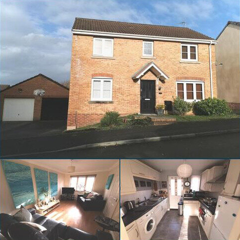 3 bedroom detached house for sale - KINGFISHER ROAD, NORTH CORNELLY, BRIDGEND CF33