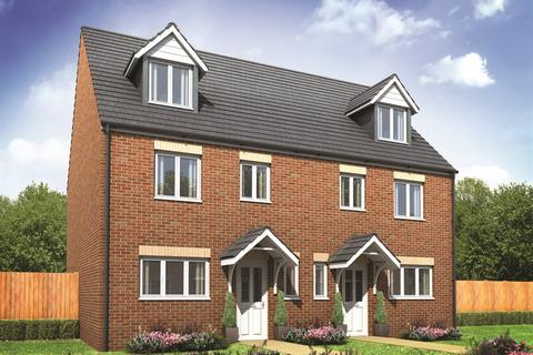 4 bedroom semi-detached house for sale - Plot 485, The Leicester  at The Oaks, Arkell Way B29