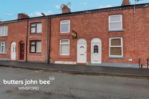 2 bedroom terraced house for sale - John street, Winsford