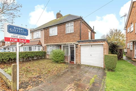 3 bedroom semi-detached house for sale - Edwards Avenue, Ruislip, Middlesex, HA4