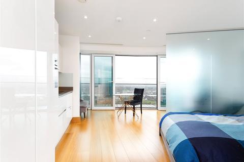 Studio for sale - Arena Tower, 25 Crossharbour Plaza, Canary Wharf, London, E14