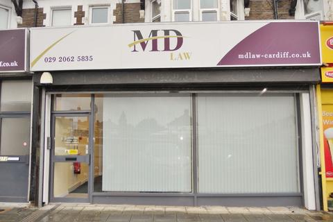 Shop to rent - North Road, Cardiff CF14 3BL