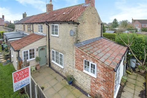 2 bedroom end of terrace house for sale - Lincoln Road, Metheringham, LN4