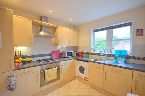 3 bedroom townhouse for sale - Clovelly Court, Longford Street, City Centre, DE22 1GS