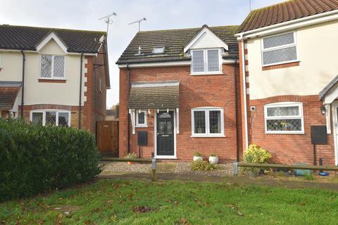 3 bedroom end of terrace house for sale - Nash Drive, Broomfield, CM1 7BG