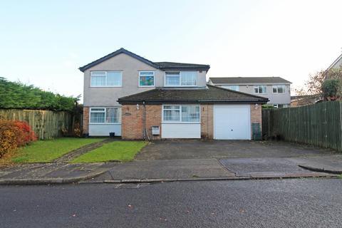 4 bedroom detached house for sale - Pine Tree Close, Radyr
