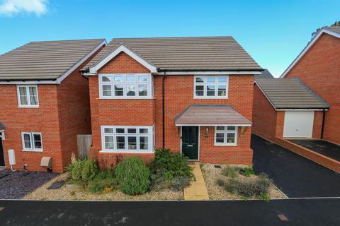 4 bedroom detached house for sale - Shareford Way, Cranbrook