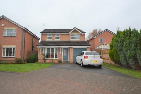 3 bedroom detached house to rent - Woodthorn Close, Daresbury, Warrington