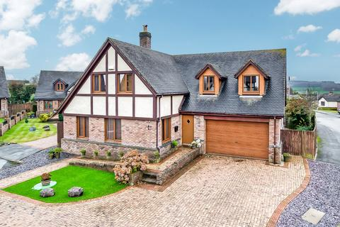 4 bedroom detached house for sale - Maes Y Bryn, Berthengam, CH8