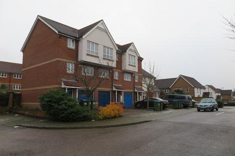 3 bedroom terraced house to rent - Greenhaven Drive, Thamesmead