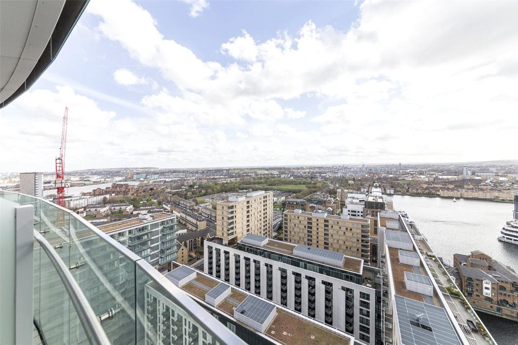 Arena Tower 25 Crossharbour Plaza London E14 1 Bed
