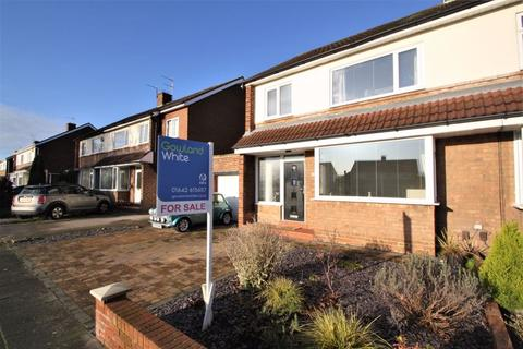 3 bedroom semi-detached house for sale - Marrick Road, Hartburn, Stockton, TS18 5LW