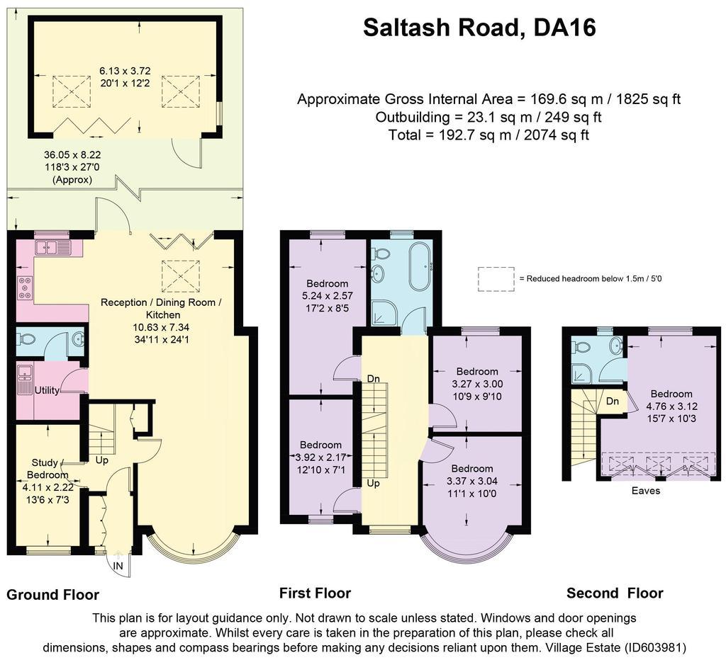 Floorplan: 29 Saltash Road