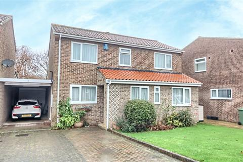 4 bedroom link detached house for sale - The Yew Walk, Long Newton
