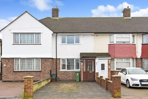 2 bedroom terraced house for sale - Holbeach Gardens, Sidcup