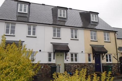 3 bedroom terraced house to rent - Three bedroomed mid terraced house.  Kitchen/Diner/Lounge, Bathroom, En-Suite, GCH, Parking, Garden, Garage.  Deposit...