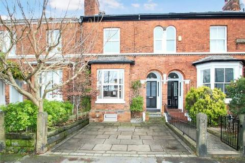 4 bedroom terraced house for sale - Burlington Road, Altrincham