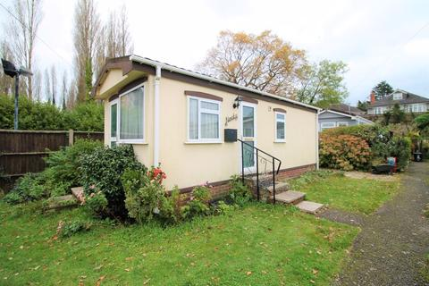 1 bedroom park home for sale - Old Bridge Road, Iford