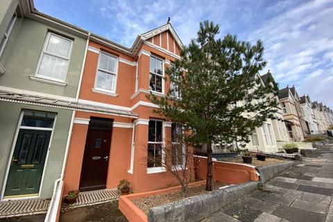 3 bedroom terraced house to rent - Ganna Park Road, Plymouth. Peverell Family Home with Workshop