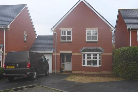 4 bedroom house to rent - Knights Crescent, Exeter