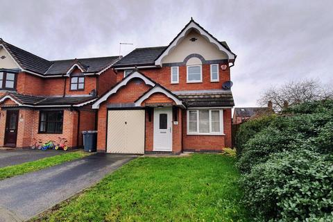 3 bedroom detached house to rent - The Orchard, Shavington