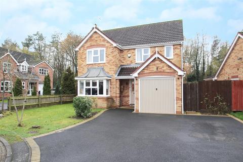 4 bedroom detached house for sale - Arundel Close, Mountsorrel