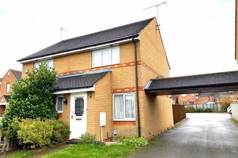 2 bedroom semi-detached house for sale - Roundel Drive, Leighton Buzzard