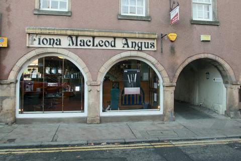 Hairdresser and barber shop for sale - High Street, Elgin, IV30
