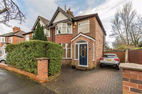 3 bedroom semi-detached house for sale - Manley Road, Sale