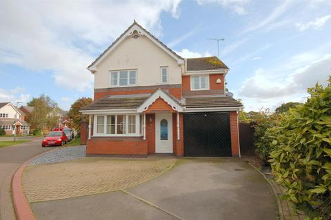 4 bedroom detached house for sale - The Orchards, Shavington, Crewe