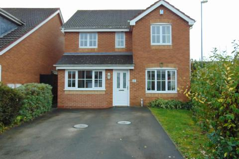 4 bedroom detached house for sale - Langley Close, Walsall Wood