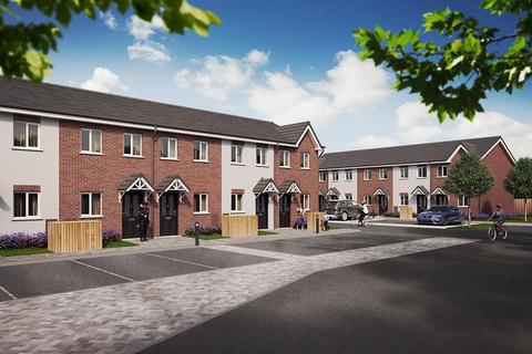 2 bedroom terraced house for sale - 'James Close' High Oak, Pensnett