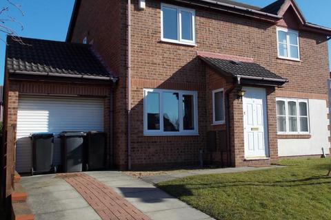 2 bedroom semi-detached house to rent - Hatfield Close, Framwellgate Moor, DURHAM