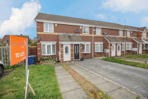 2 bedroom end of terrace house to rent - Broad Meadows, Kenton, Newcastle Upon Tyne