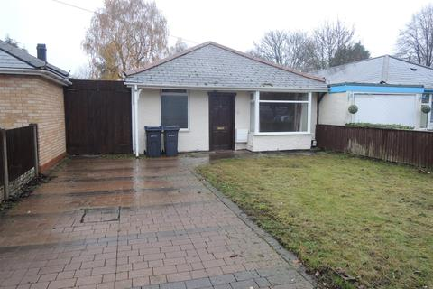3 bedroom detached bungalow to rent - Little Green Lanes, Wylde Green, B73 5NB
