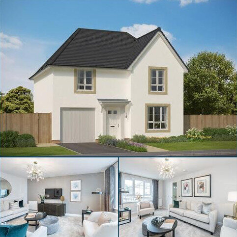 4 bedroom detached house for sale - Plot 174, Rothes at Thornton View, Redwood Drive, East Kilbride, GLASGOW G74